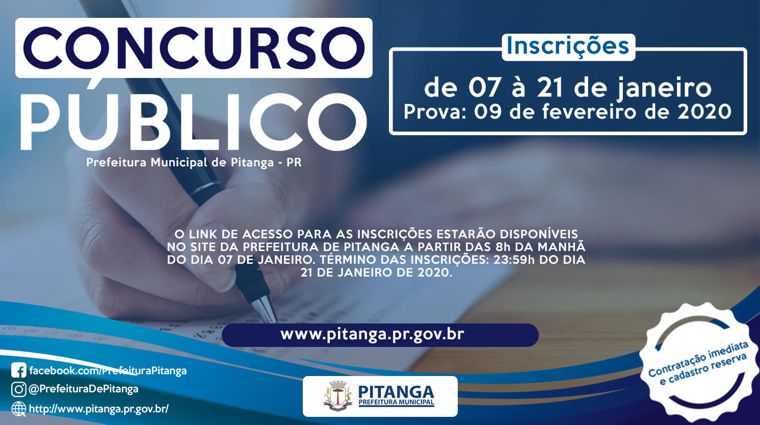 Concurso Pitanga